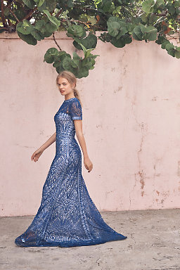 Blue Nights Dress