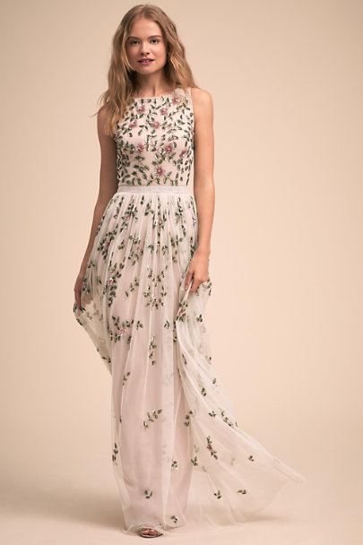 Adrianna Papell Multi Samba Dress | BHLDN