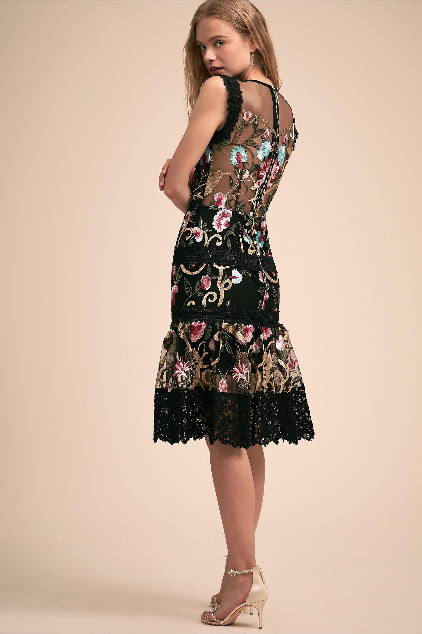 bc613fcab21a Bronx   Banco Multicolor Felice Dress