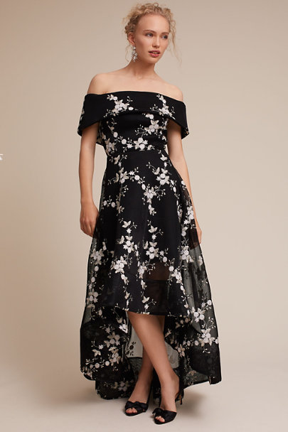 Bronx & Banco Black Fernanda Dress | BHLDN