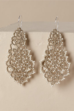Jacenia Chandelier Earrings