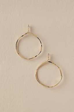Jobelle Hoop Earrings