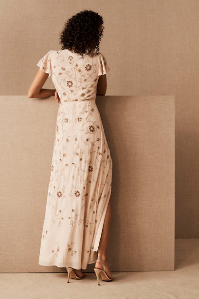 BHLDN Blush Plymouth Dress | BHLDN