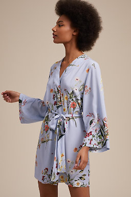 Knee Length Robe
