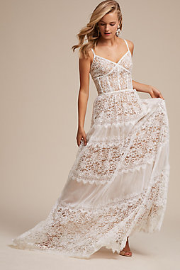 Tadashi Shoji Wedding Gowns | BHLDN | B H L D N