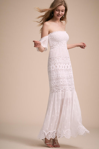 Temptation Positano Ivory Bora Bora Dress | BHLDN