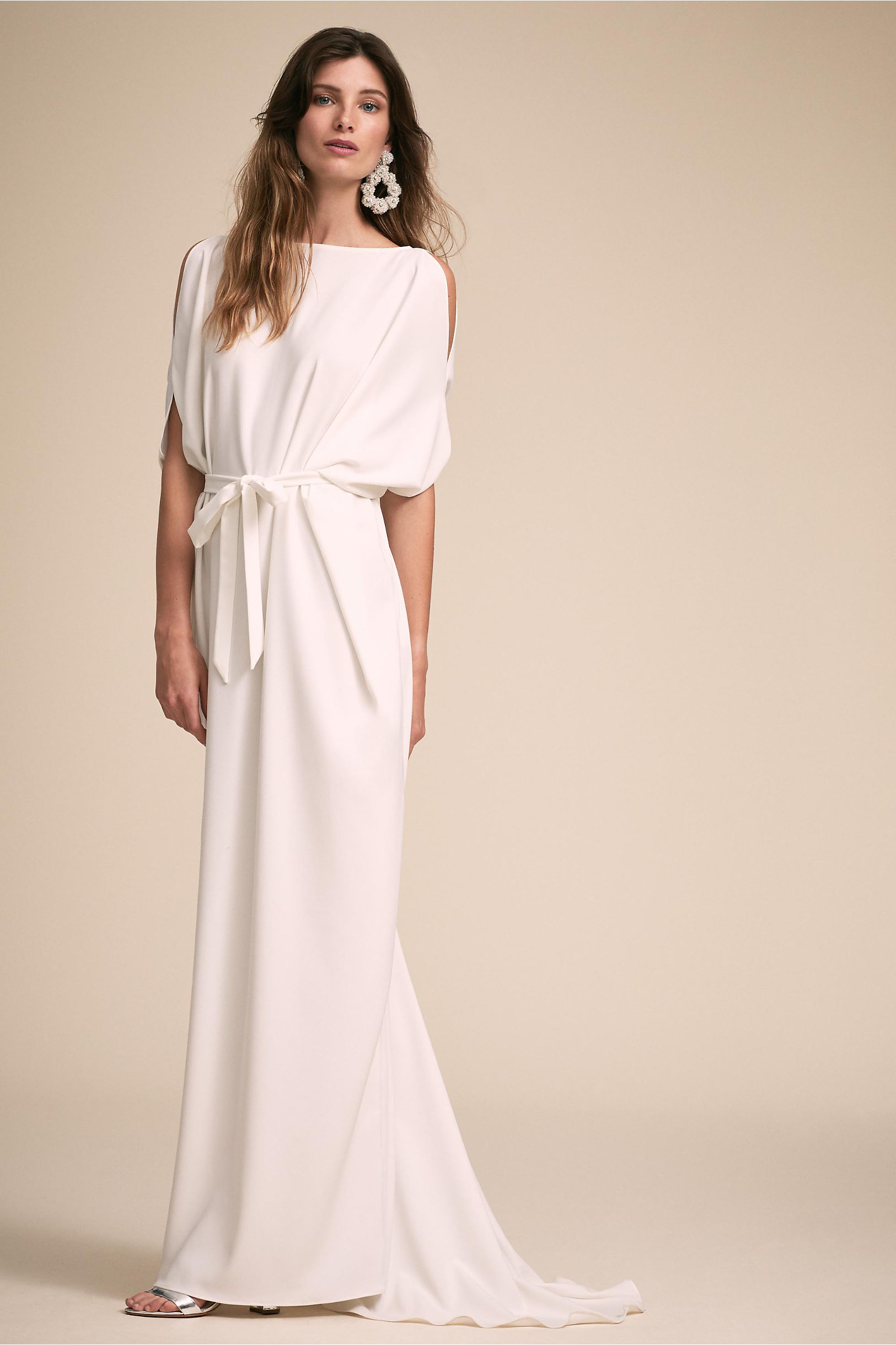 Andros Gown Ivory in Sale | BHLDN