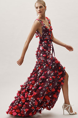 Long Formal Dresses For Weddings Bhldn