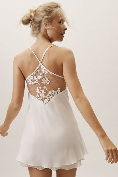 Rya Collection Ivory Charming Chemise | BHLDN