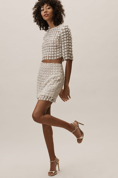 Elliatt Champagne Bella Vista Two-Piece Set | BHLDN