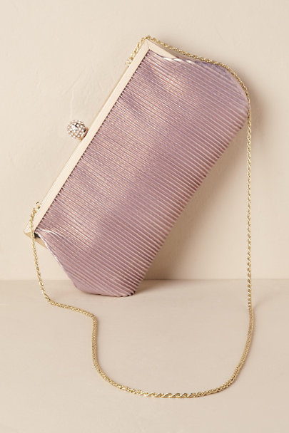 Nina Pink Aneka Clutch | BHLDN