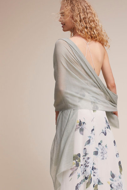 BHLDN Sage Rue Pashmina | BHLDN