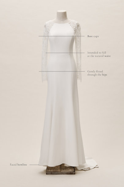 View larger image of Providence Gown