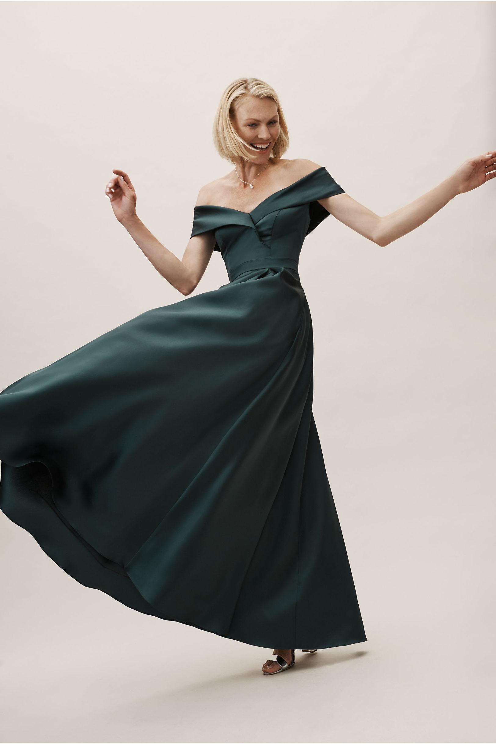 1950s Formal Dresses & Evening Gowns Camryn Dress $280.00 AT vintagedancer.com