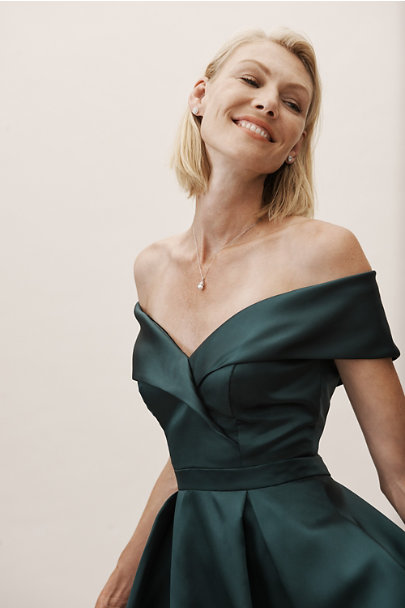 BHLDN Pine Camryn Dress | BHLDN