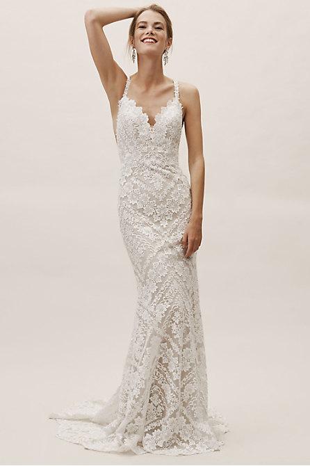 Zella Gown