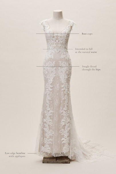 View larger image of Whispers & Echoes Milano Gown