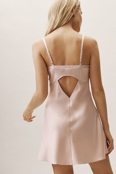 Rya Collection Pink Heavenly Chemise | BHLDN