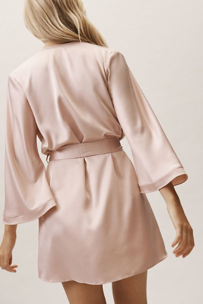 Rya Collection Pink Heavenly Robe | BHLDN