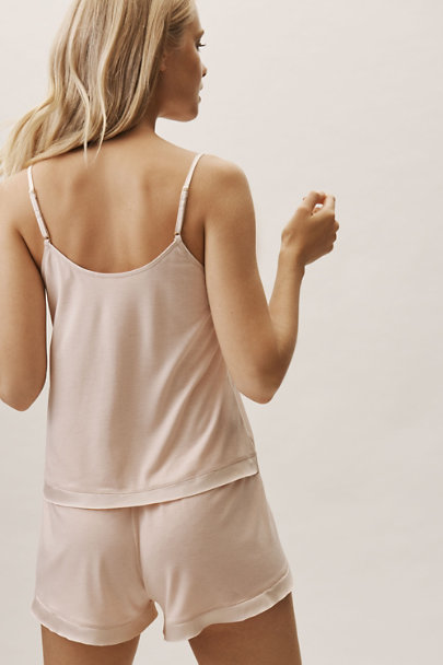 Rya Collection Pink Rise & Shine Short | BHLDN