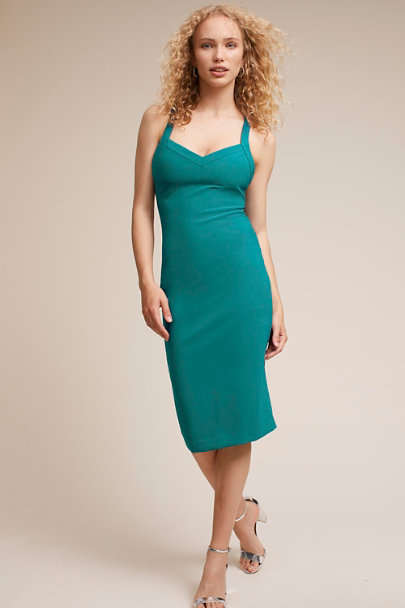 Likely Harbor Blue Alex Dress | BHLDN