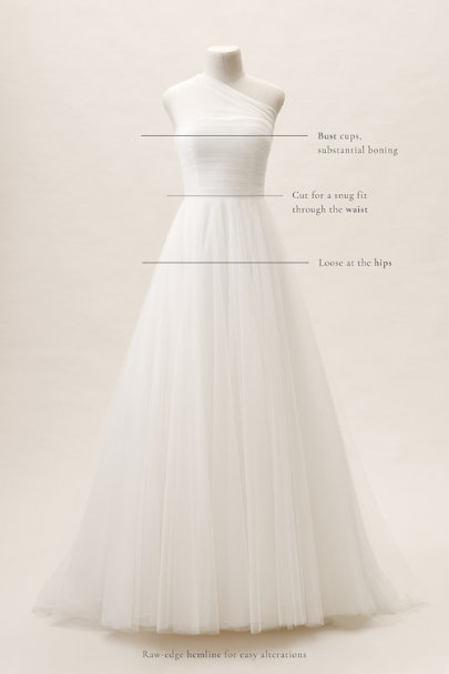 View larger image of Jenny Yoo Jillian Gown