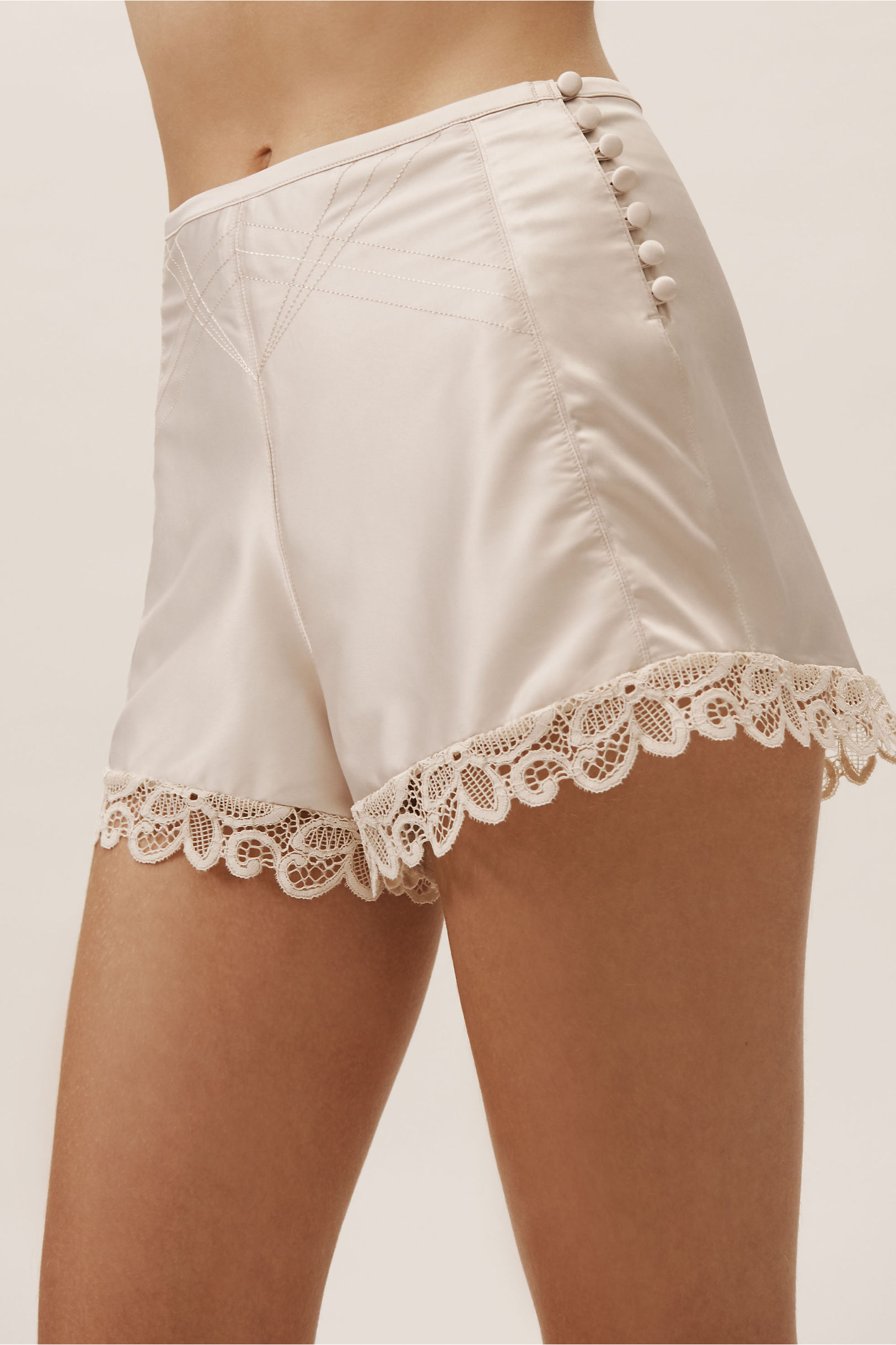 1950s Lingerie History – Bras, Girdles, Slips, Panties, Garters Sugar Shorts $80.00 AT vintagedancer.com