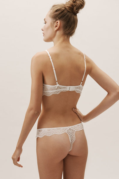 View larger image of Pearly White Thong