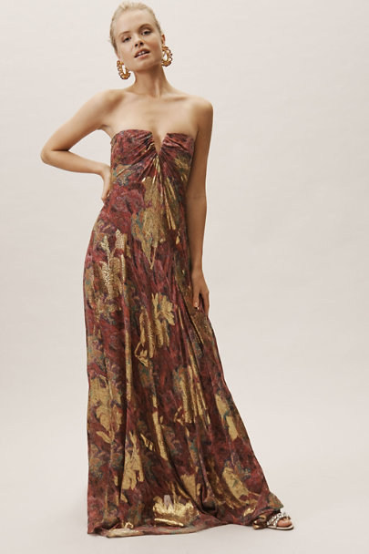 Nicole Miller Multi Color Nea Dress | BHLDN
