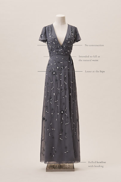 BHLDN Fog Plymouth Dress | BHLDN