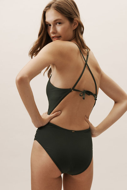 View larger image of Victoria One-Piece Swimsuit