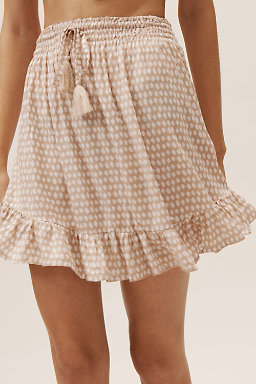 Hollie Ruffle Skirt