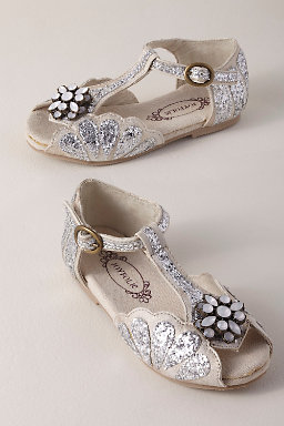 Mari Flower Girl Flats