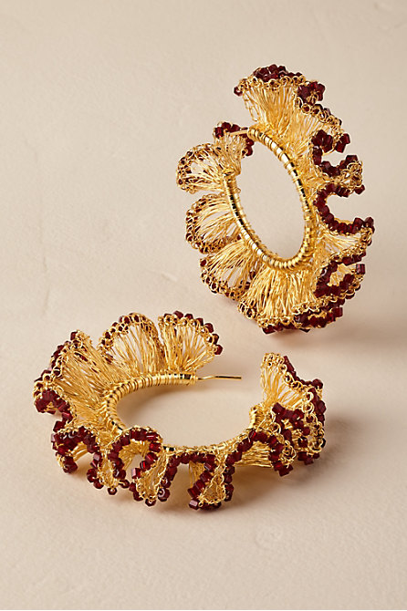 Galyn Hoop Earrings