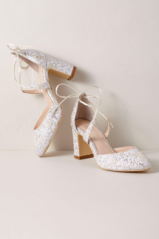 Saide Block Heels