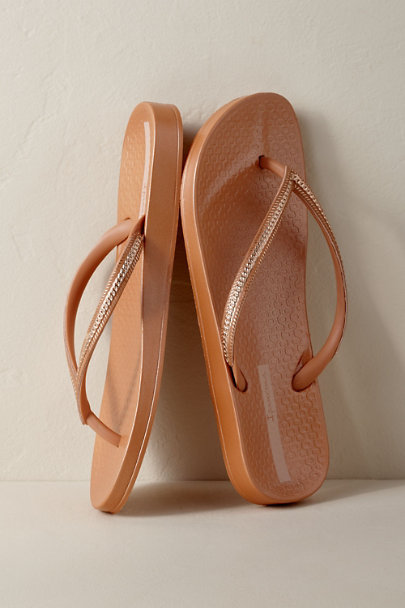 Brown Ipanema Flip-Flop Sandals | BHLDN