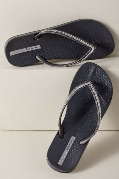 Ipanema Grey Ipanema Flip-Flop Sandals | BHLDN
