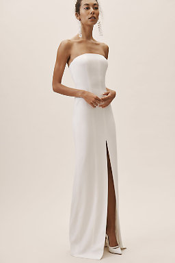 Wedding Reception Dresses Little White Dresses Bhldn