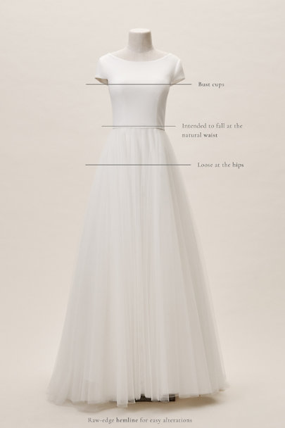 View larger image of Jenny Yoo Fitzwater Gown