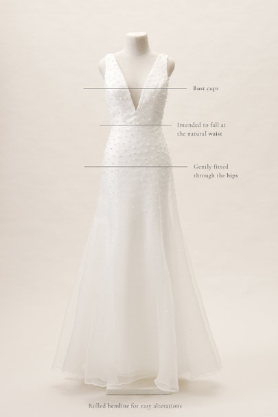 View larger image of Maynard Gown