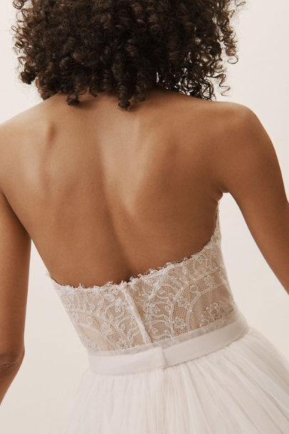 View larger image of Watters Brides Girard Corset Top