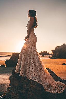 7ff5c25c432a Bohemian Wedding Dresses   Boho Bridal Gowns