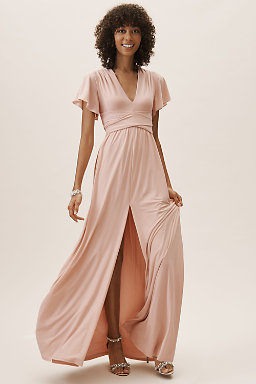 Mendoza Dress Blush.