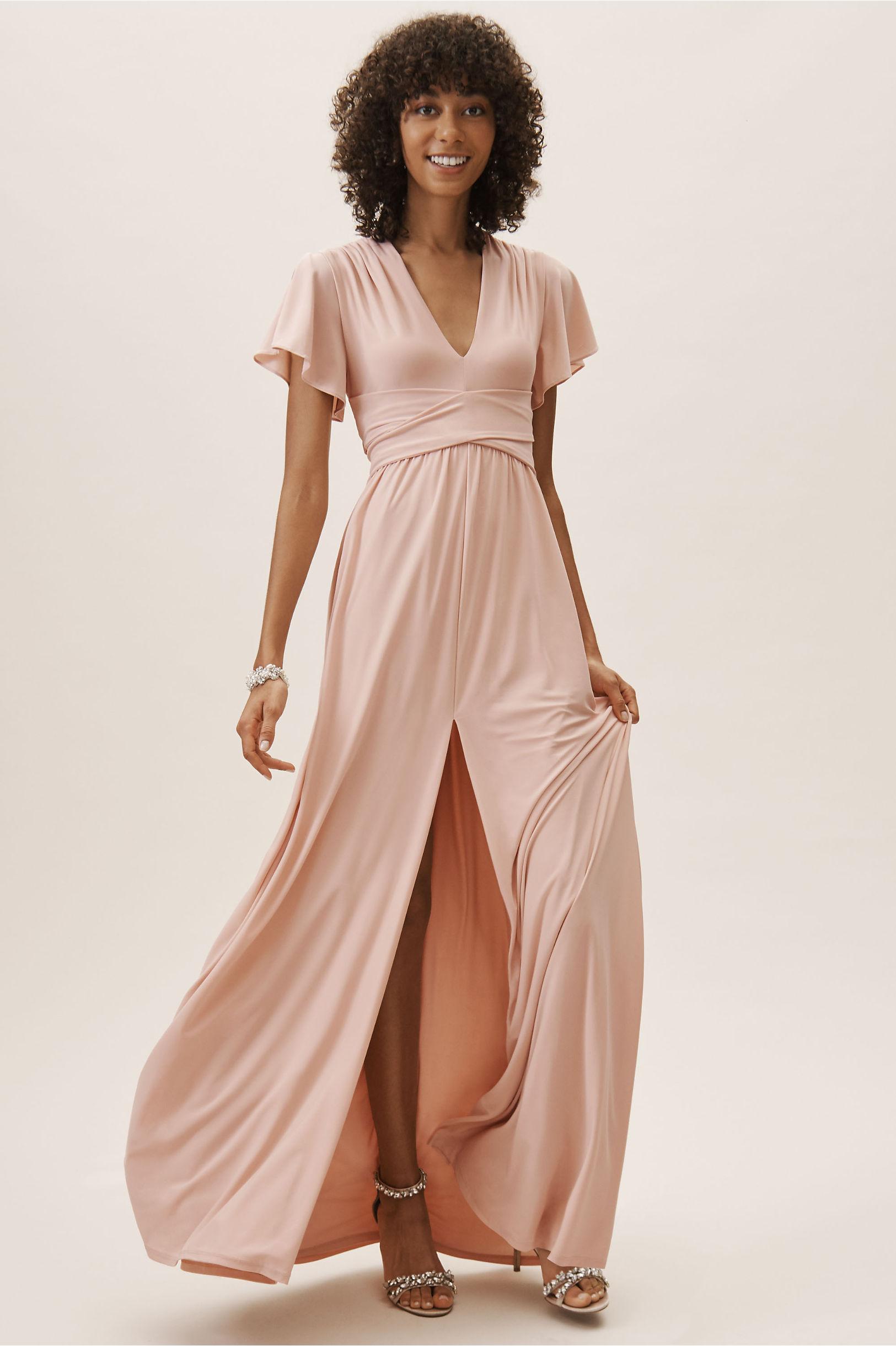 708104d9a08 Mendoza Dress Blush in Bridesmaids   Bridal Party