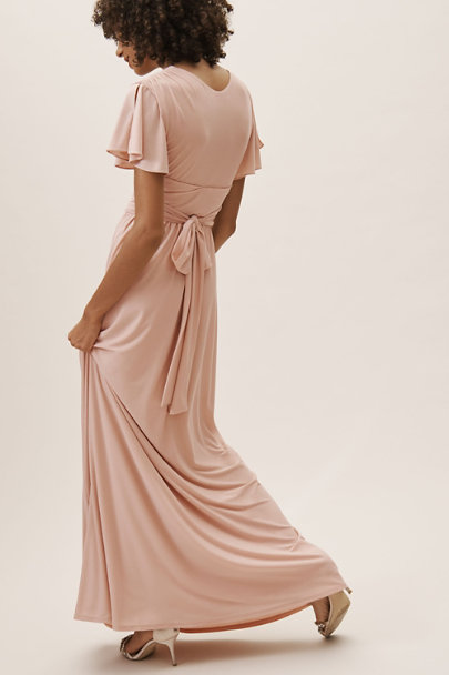 BHLDN Blush Mendoza Dress | BHLDN