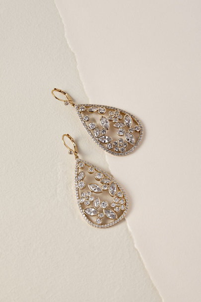 Nina Gold Philida Earrings | BHLDN