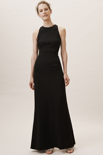 BHLDN Black Nira Dress | BHLDN