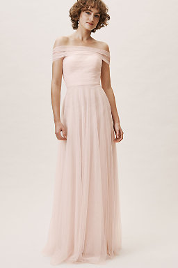 489f567575f Blush Bridesmaid Dresses  Dusty Rose   Light Pink