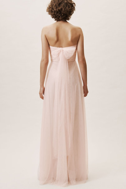 Jenny Yoo Blush Ryder Convertible Dress | BHLDN
