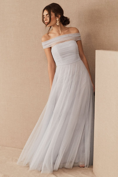 Jenny Yoo Whisper Blue Ryder Dress | BHLDN